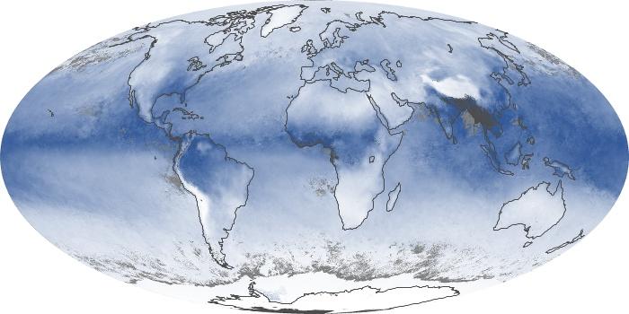 the vapor map