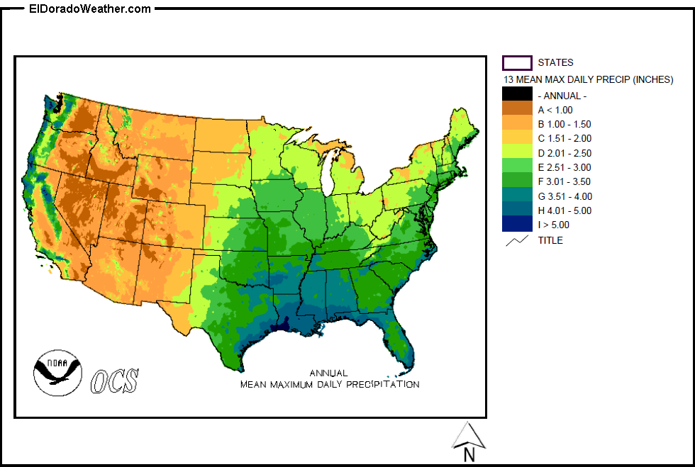 Parent Directory Annual Mean Maximum Daily Precipitation Png