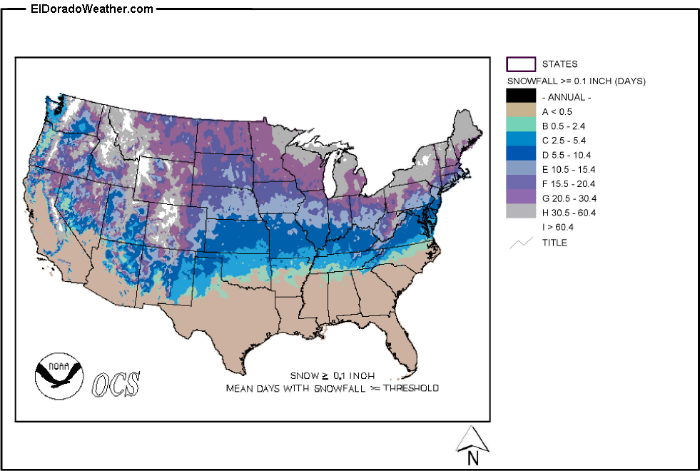 United States Yearly [Annual] Mean Number of Days with ... on snowfall map usa, barometric pressure map usa, meth map usa, snake map usa, sea map usa, smog map usa, frost map usa, snow in usa, wood map usa, winter map usa, mountains map usa, spider map usa, fall color map usa, el nino map usa, star map usa, rainbow map usa, smoke map usa, rain map usa, uv index map usa, salmon map usa,