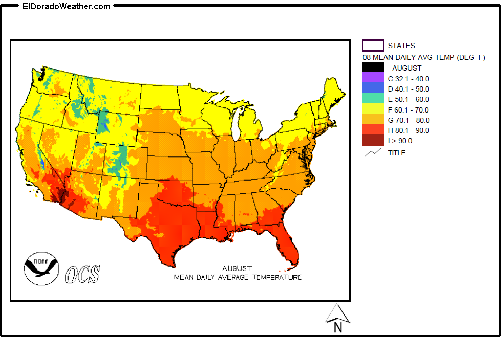 Index Of ClimateUS Climate MapsimagesLower States - Us average temperature map december