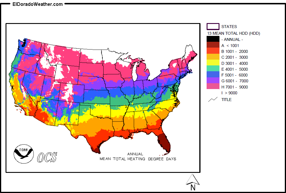 united states yearly annual and monthly mean total heating