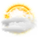 3PMweather forecast forTamdytau, Uzbekistan is Mostly Cloudy