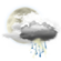 8PMweather forecast forClinton, Maryland is Scattered Storms