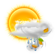 Current Apartado, Columbia Weather: Partly Cloudy with Showers Nearby