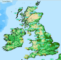 United Kingdom Live Weather Map