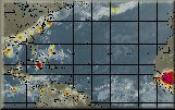 Weather Forecast - Atlantic Tropical Loop