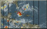 Weather Forecast - Caribbean Visual Loop