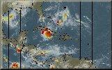 Weather Forecast - Caribbean Visual Loop
