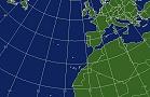 Northeast Atlantic Satellite