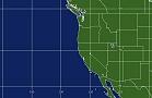 Wester United States Satellite